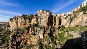 Serraníade Ronda, Andalucía, España.