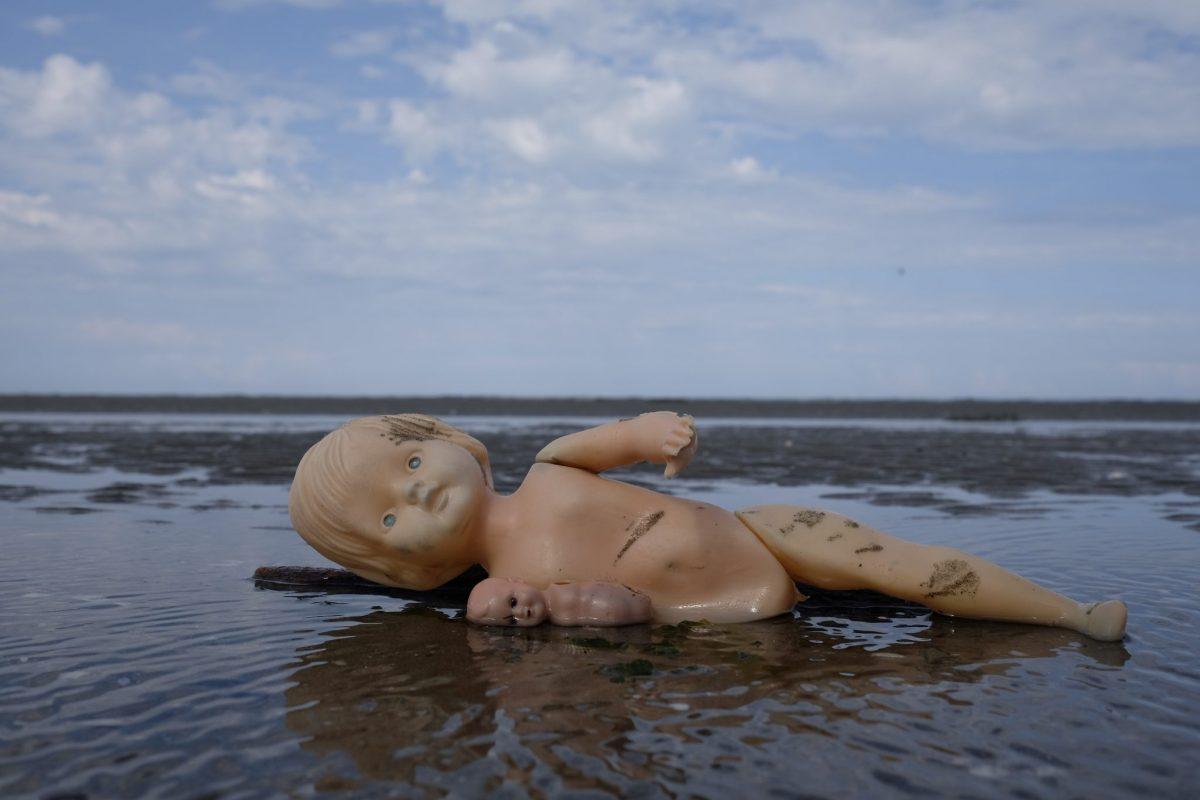 Plástico en las playas