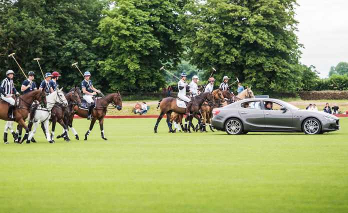 Beaufort polo club England