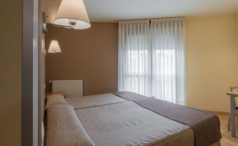 Hotel La Polar  Comodidad y cercana con aire marinero en