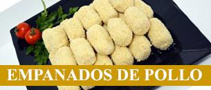 Empanados de pollo a domicilio en Madrid,