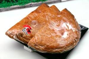 Empanadas de pollo a domicilio en Madrid