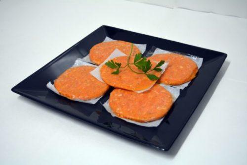 Hamburguesa de Zanahoria