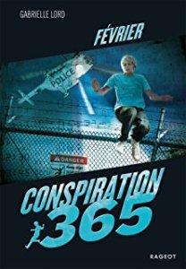 Conspiration 365 de Gabrielle Lord