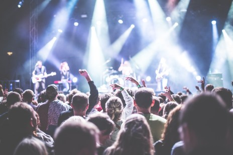 les salles de concert
