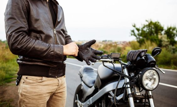 Motorcycle insurance gives you peace of mind while you ride