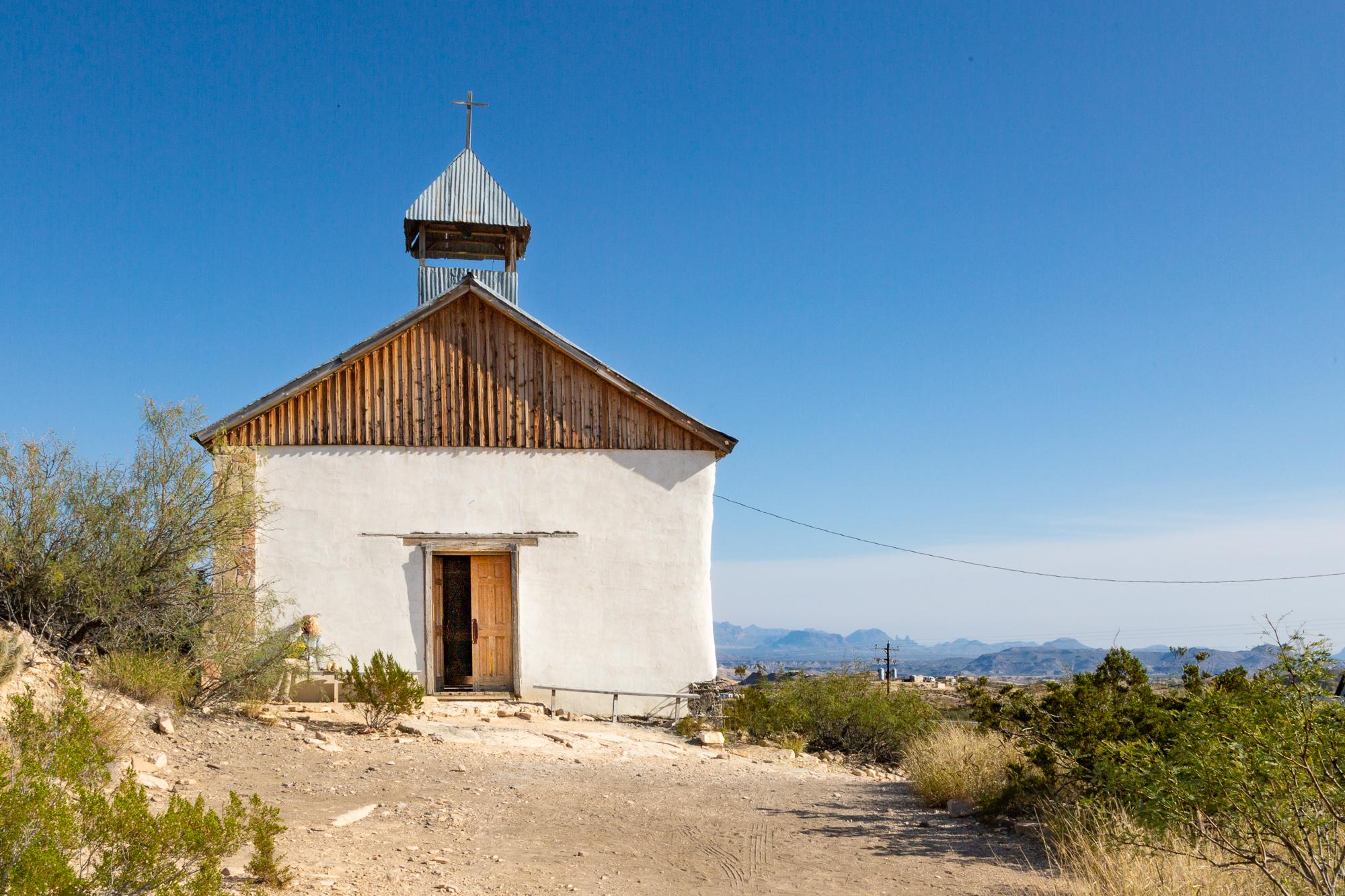 Terlingua Chapel-102
