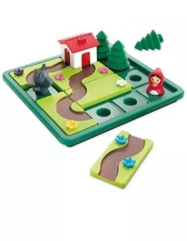 Le Petit Chaperon Rouge Smart Games : petit, chaperon, rouge, smart, games, Petit, Chaperon, Rouge, Logique, évolutif, Smartgames, LaPouleAPois