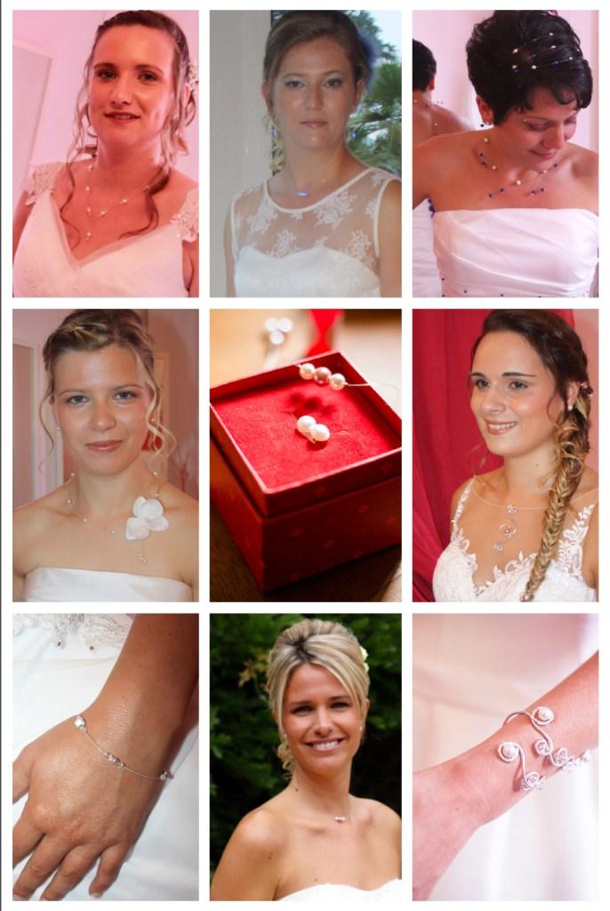 Bijoux de mariée - L'Appart' des mariées