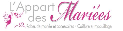 l'Appart des mariées, Coiffure et robe de mariée, Morbihan