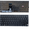 LAPTOP KEYBOARD FOR DELL INSPIRON 11 3147 3148 WITHOUT FRAME & HAS NO BACKLIT US VERSION BLACK