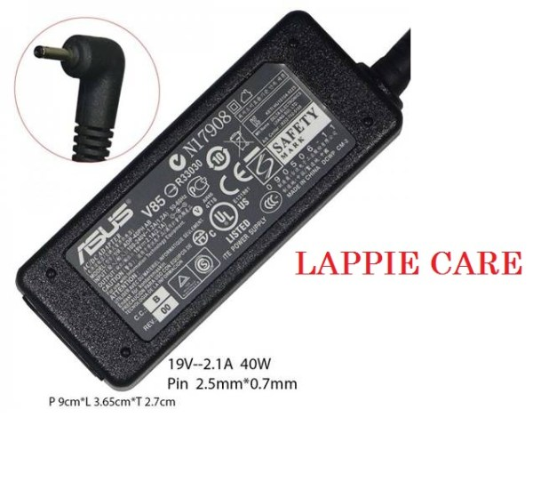LAPTOP ADAPTER FOR ASUS 19V/2.1A