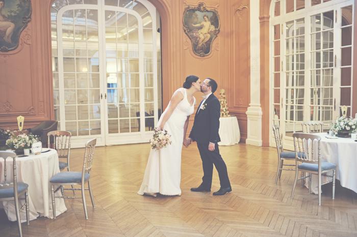 Mariage Art-Déco, Mariage C&R Art-Déco