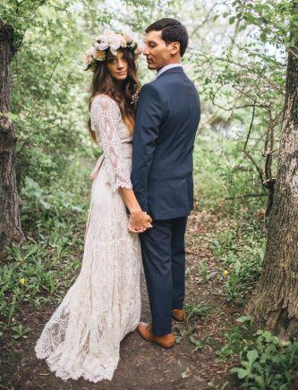 mariage boho