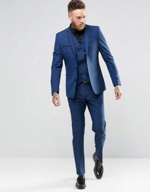 asos-slim-suit-in-navy-twist