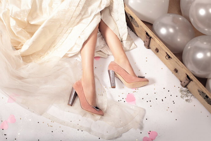 souliers mariage
