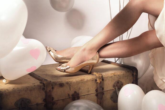 dessine moi un soulier, Histoire de créatrice : Dessine moi un soulier