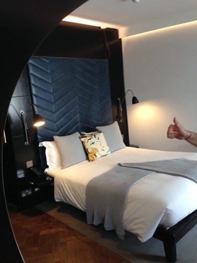 Hoxton Hotel, Love Trip : Hoxton Hotel Shoreditch London