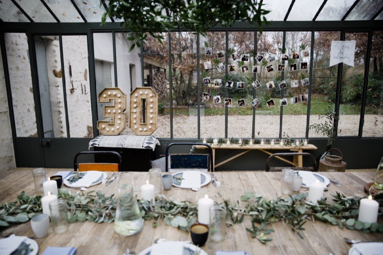 Ambiance Kinfolk, Ambiance Kinfolk : Mes 30 ans