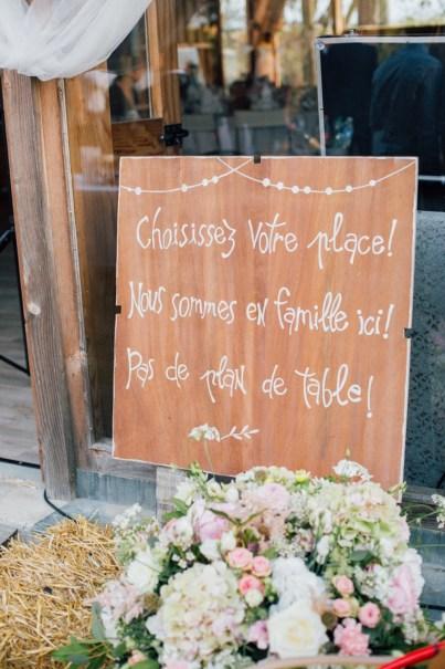 Mariage champêtre à l'anglaise, Mariage champêtre à l'anglaise A&L
