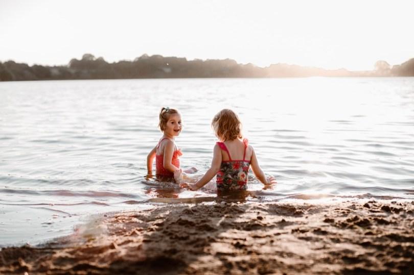 séance famille à la mer, Séance Famille à la mer