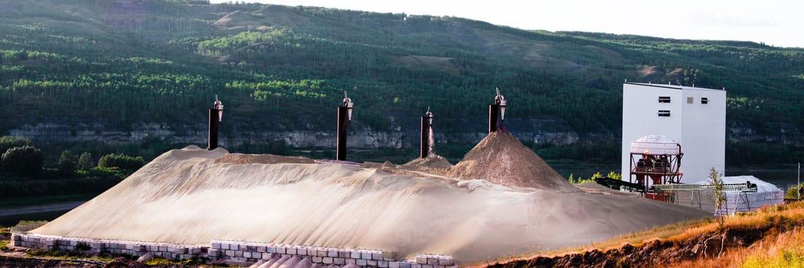 Silica Mine
