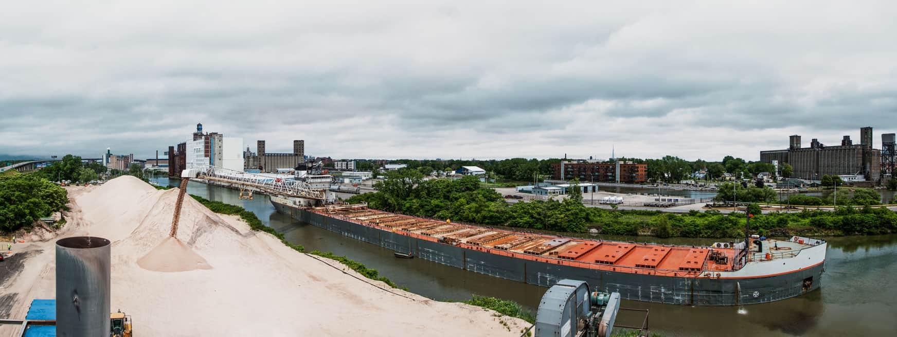 Buffalo 2019 Panorama
