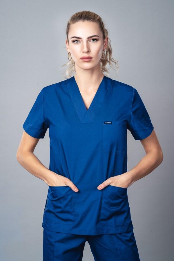 Pyjama medical azure