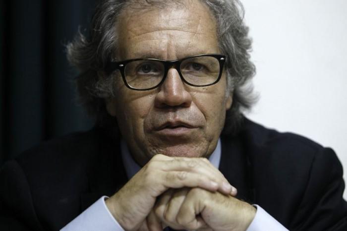 Resultado de imagen para Almagro injerencia en Venezuela