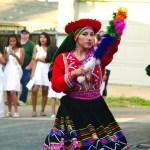 Somos Perú, dejando su constancia y calidad con los bailables regionales de su país.