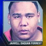 Jahvell Daquan Forrest, el hombre que disparó contra un oficial de la policía de Aurora. (Foto cortesía de Canal Fox31)