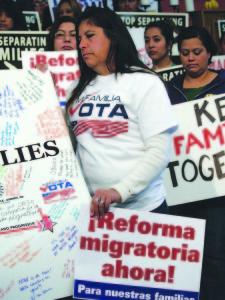 Y la reforma migratoria ¿Cuándo Sr. Presidente?