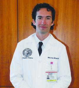 Dr. Martin Musi MD de la Universidad de Colorado.