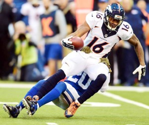 Los Broncos de Denver se enfrentaron a los Colts de Indianapolis, llevandose la derrota. (Foto:Denverbroncos.com/David Dermer)