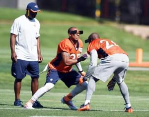 Broncos de Denver iniciaron sus entrenamientos.(Foto:DB/EB).