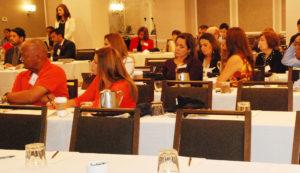 Importante aportación a la educación dieron los panelistas durante su exposición. (Foto:LPDC/Mary A. Flores).