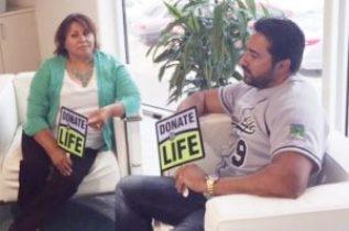 El año pasado se celebró la Semana Nacional de la Donación de Órganos, Ojos y Tejidos entre los Grupos Minoritarios. (Foto de archivo).