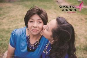 Maria Irene y Leslie. (Foto: Cortesía de Susan G. Komen).