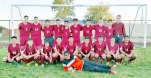 Un grupo de jóvenes, comprometidos con sus estudios, logran grata experiencia gracias al deporte.