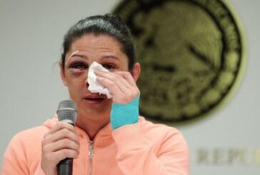 La sénatrice et médaillée olympique Ana Gabriela Guevara agressée en moto !