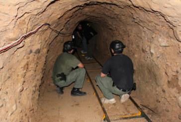 Encore une évasion spectaculaire par le biais d'un tunnel au Mexique !
