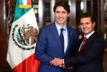 Visite officielle du premier ministre Justin Trudeau au Mexique !
