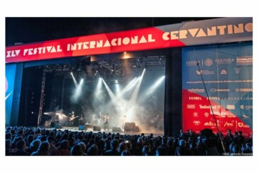 VIDEO – Dyonisos a donné le coup d'envoi du 45ème Festival International Cervantino !