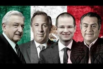 Le Mexique vote dimanche dans un climat tendu mais historique ! Dossier…