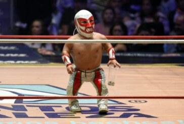 Microman – Un catcheur nain devient une idole au Mexique ! (Video)