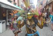 Reportages vidéo – Barcelonnette en France fête le Mexique tous les ans !