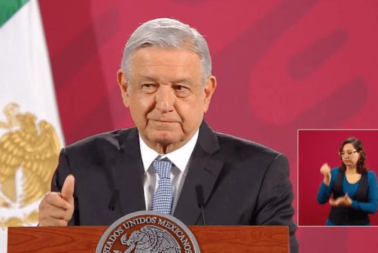 Le président mexicain Lopez Obrador (AMLO) se dit positif au Covid-19 !
