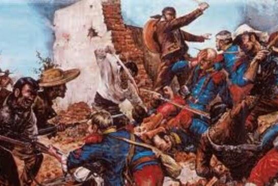 Camerone – Le 30 avril 1863, la légion étrangère livre bataille au Mexique ! (video)
