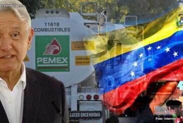 Le Mexique prêt à vendre du pétrole au Venezuela pour raisons « humanitaires »!