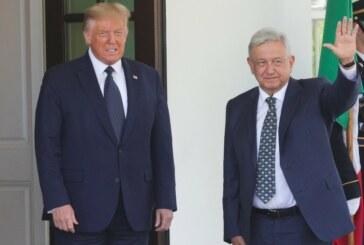 Le président mexicain en visite à Washington ! (Vídeo)